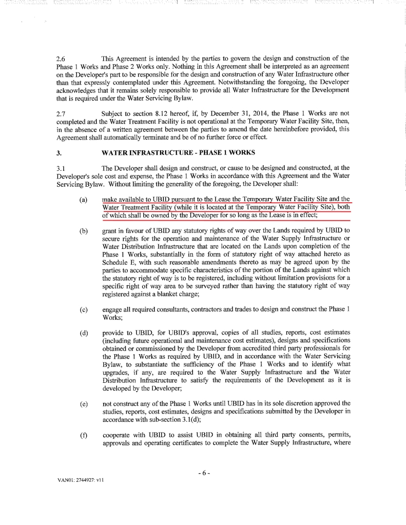 UBID-KIP Water Agreement Apr 2011- page 6