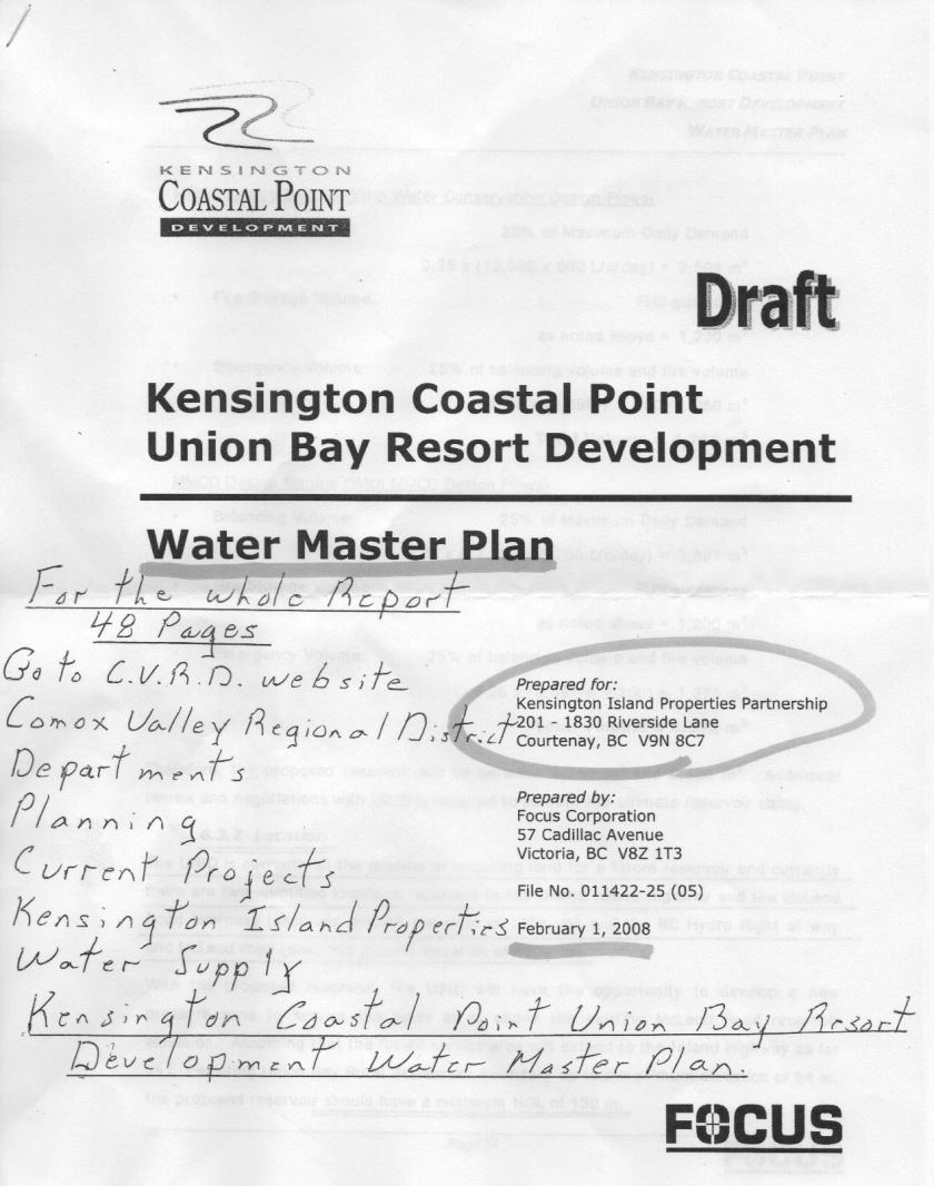 land for perm water treatment page 1