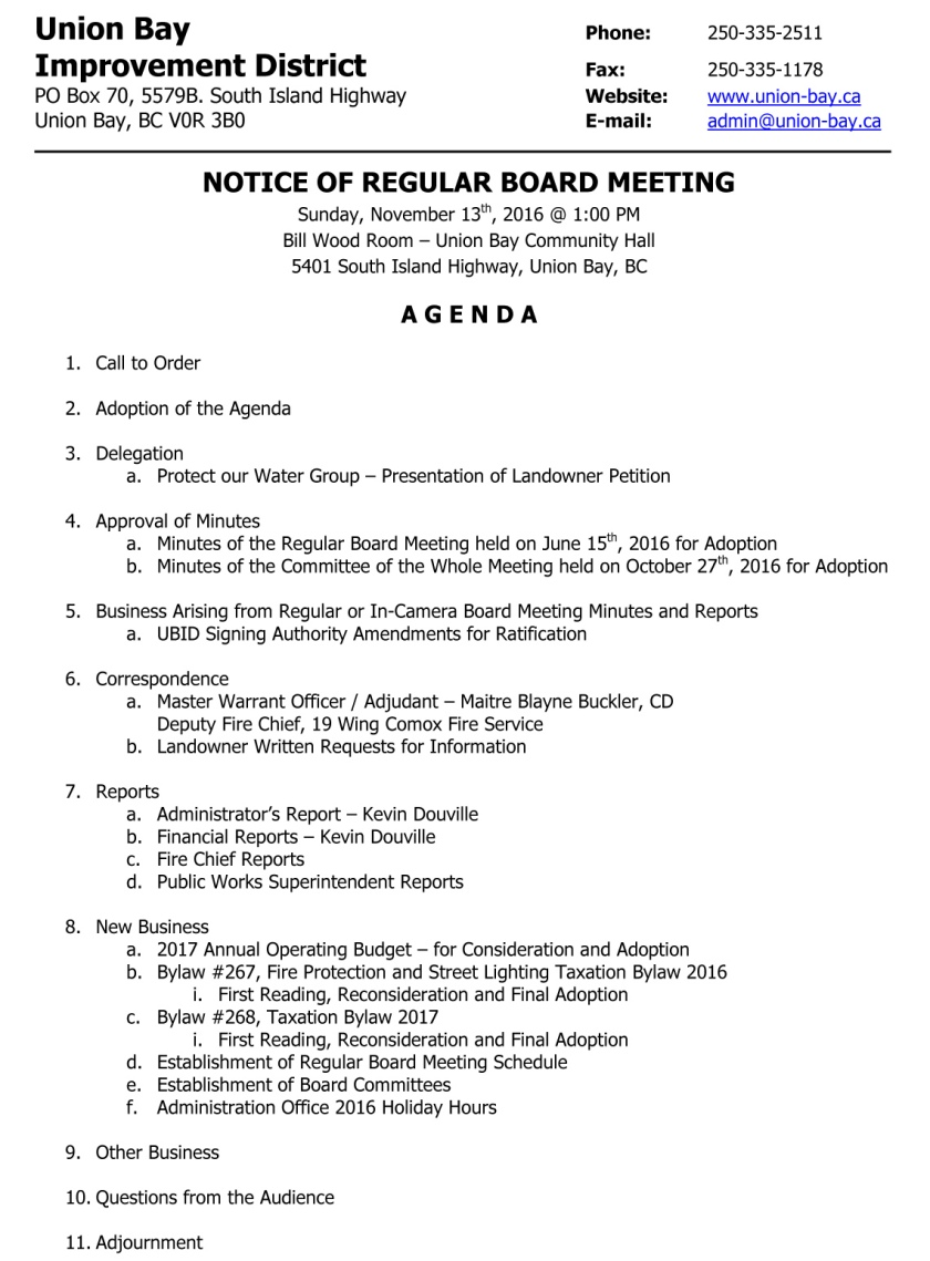 16nov13-board-meeting-agenda