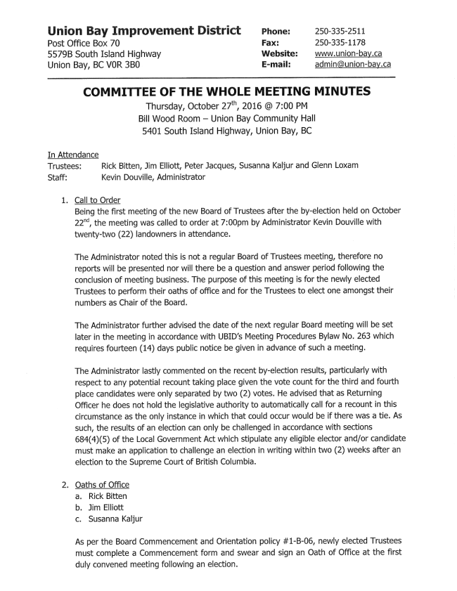 16oct27-committee-of-the-whole-meeting-minutes-signed-1